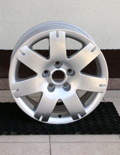 """17"""" Opel Silver metalizowane srebro"""