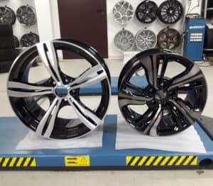 """19"""" BMW i 17"""" Honda - felgi aluminiowe"""