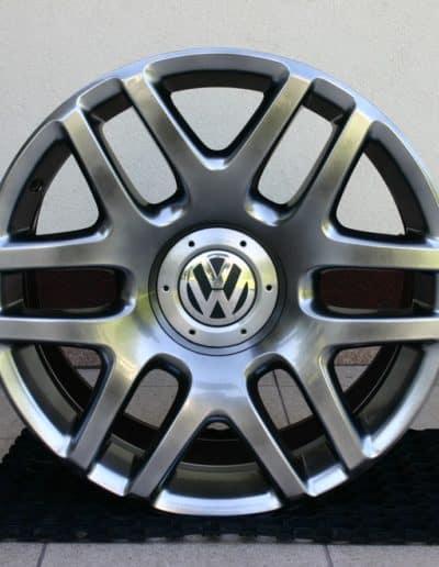 "19"" VW Tiguan 5x112 Chrome shadow"