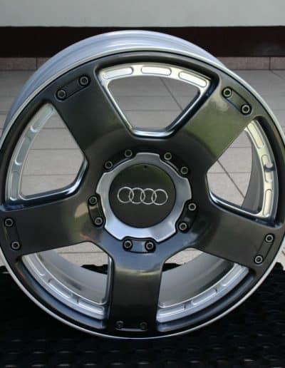 """18"""" Audi Allroad dwuczęściowa 5x12"""